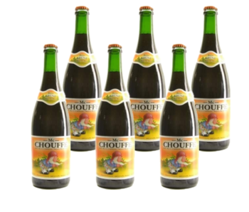 Mc Chouffe - 75cl - Set of 6 bottles