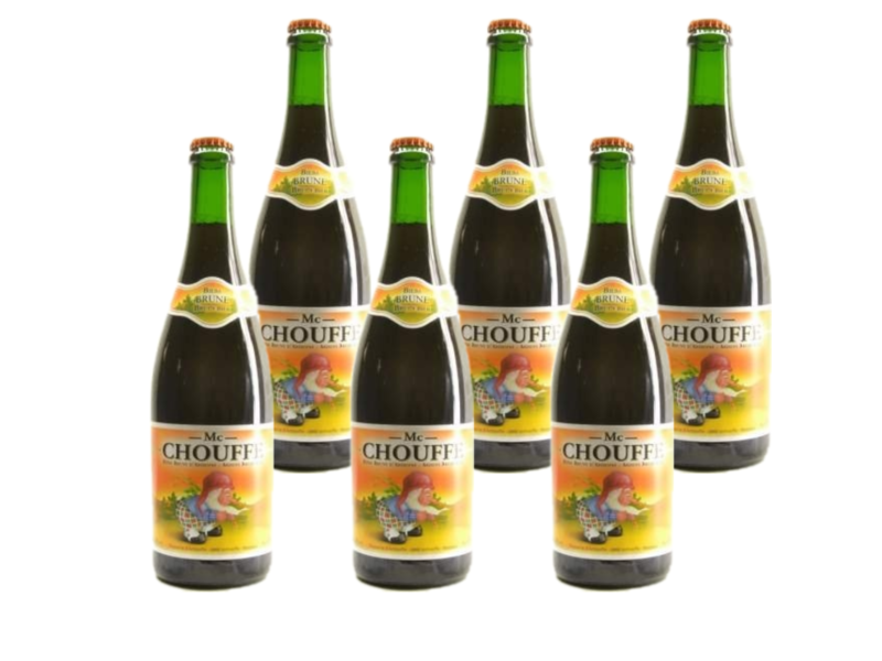 WB / CLIP 06 Mc Chouffe - 75cl - Set of 6 bottles