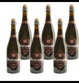 WB / CLIP 06 Westmalle Dubbel - 75cl - Set of 6 bottles