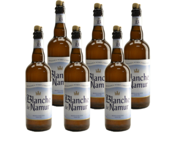 Blanche De Namur - 75cl - Set of 6 bottles