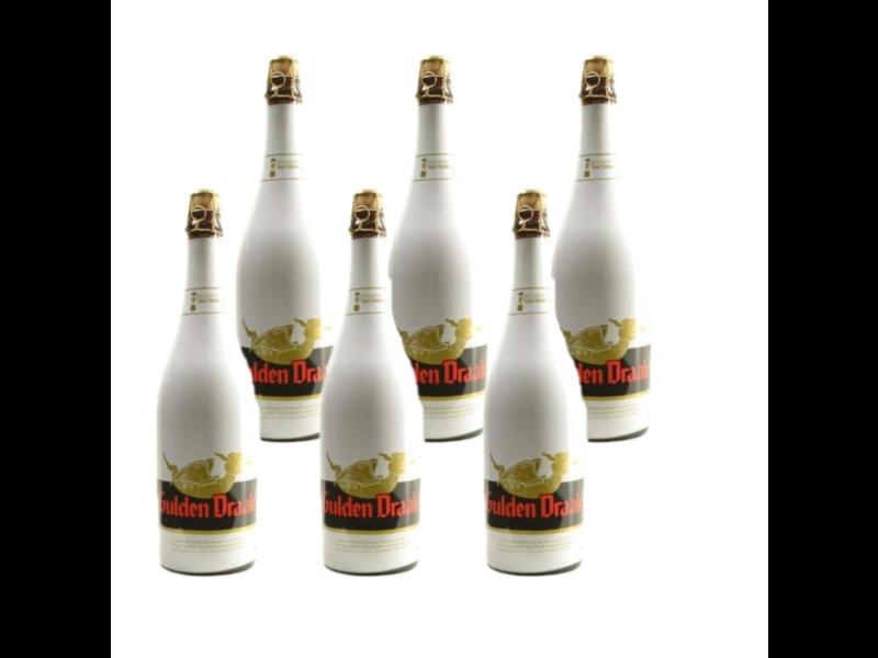 WB / CLIP 06 Gulden Draak - 75cl - Set of 6 bottles