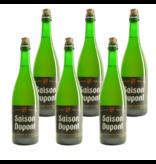WB / CLIP 06 Saison Dupont - 75cl - Set of 6 bottles