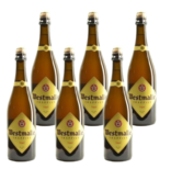 WB / CLIP 06 Westmalle Tripel - 75cl - Set of 6 bottles