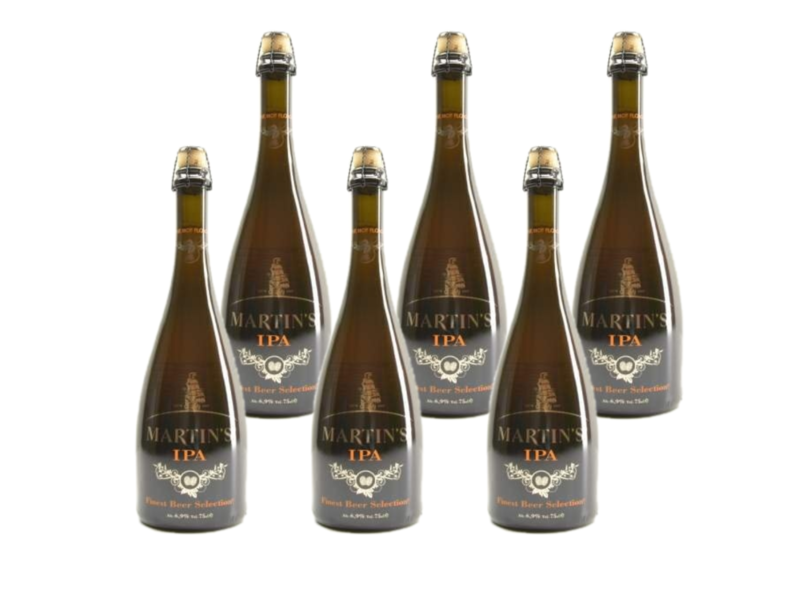 Martins IPA - 75cl - Set of 6 bottles