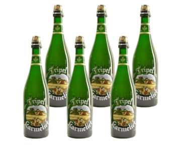 Tripel Karmeliet - 75cl - Set of 6 bottles