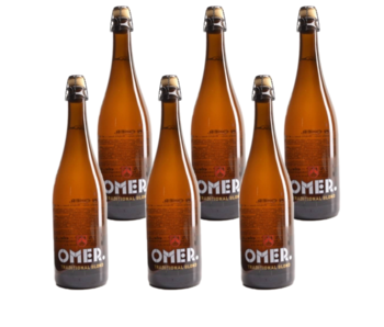 Omer Blond - 75cl - Lot de 6
