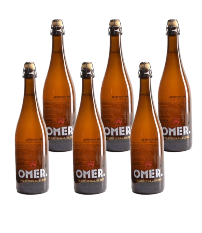 Omer Blond - 75cl - Set of 6 bottles
