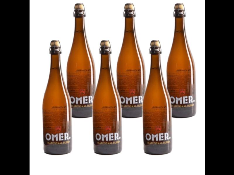 WB / CLIP 06 Omer Blond - 75cl - 6 Stück