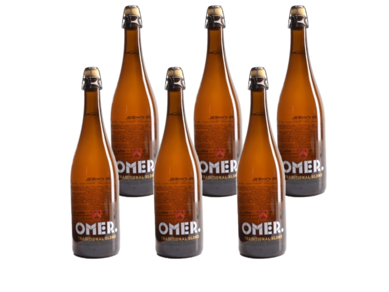 WB / CLIP 06 Omer Blond - 75cl - Lot de 6
