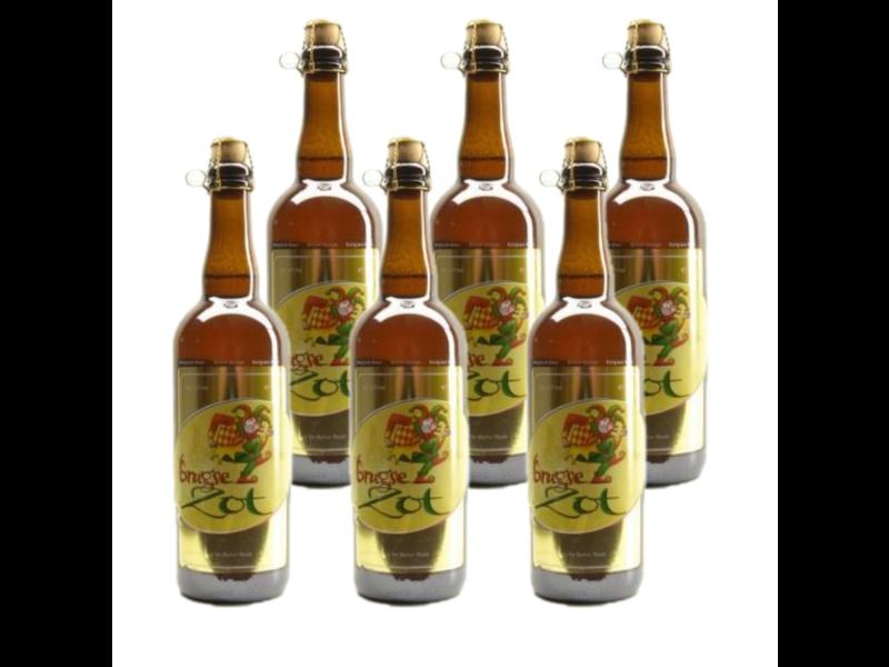 WB / CLIP 06 Brugse Zot Blond - 75cl - Set of 6 bottles