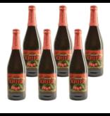 WB / CLIP 06 Lindemans Kriek - 75cl - Set of 6 bottles