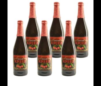 Lindemans Kriek - 75cl - Set of 6 bottles