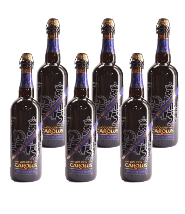 Cuvee van de Keizer Imperial Dark - 75cl - Set of 6 bottles