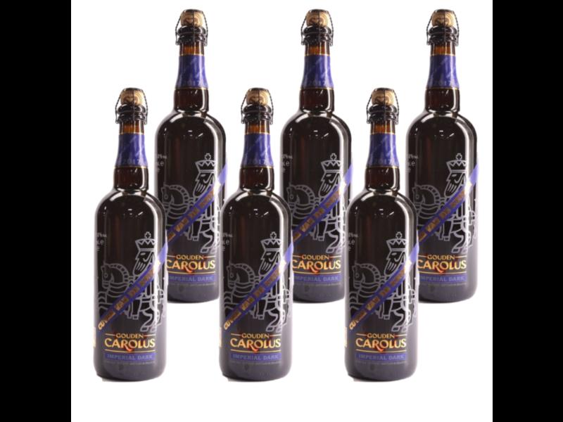 WB / CLIP 06 Cuvee van de Keizer Imperial Dark - 75cl - Set of 6 bottles