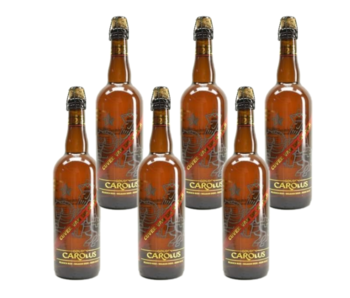 Cuvee van de Keizer Rood - 75cl - Set of 6 bottles
