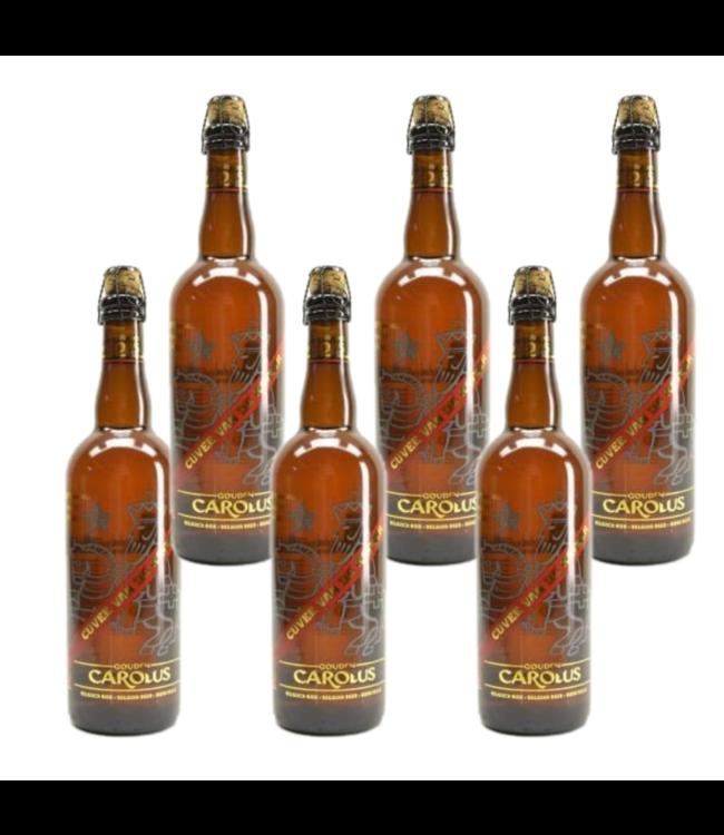 Cuvee van de Keizer Rood - 75cl - Set of 6 bottles