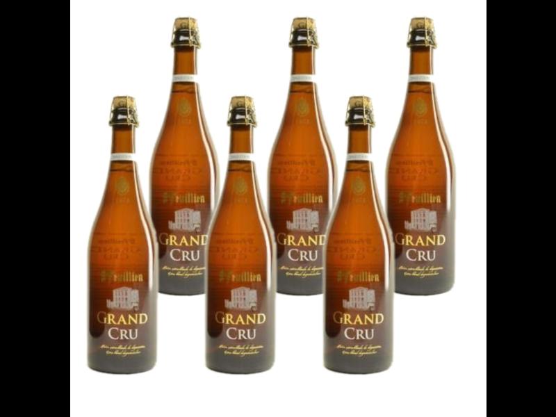 WB / CLIP 06 St Feuillien Grand Cru - 75cl - Set of 6 bottles