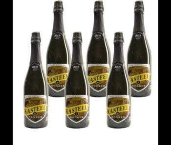 Kasteelbier Donker - 75cl - Lot de 6