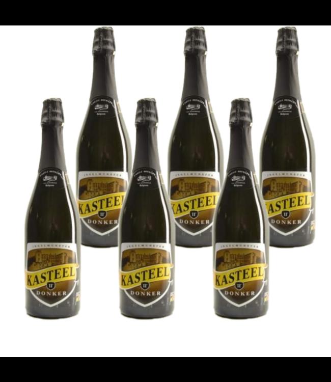 Kasteelbier Donker - 75cl - Set of 6 bottles
