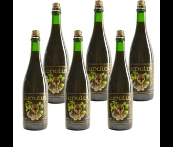 Lupulus Bruin - 75cl - Set of 6 bottles
