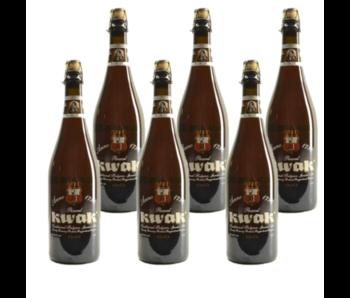 Pauwel Kwak - 75cl - Set of 6 bottles