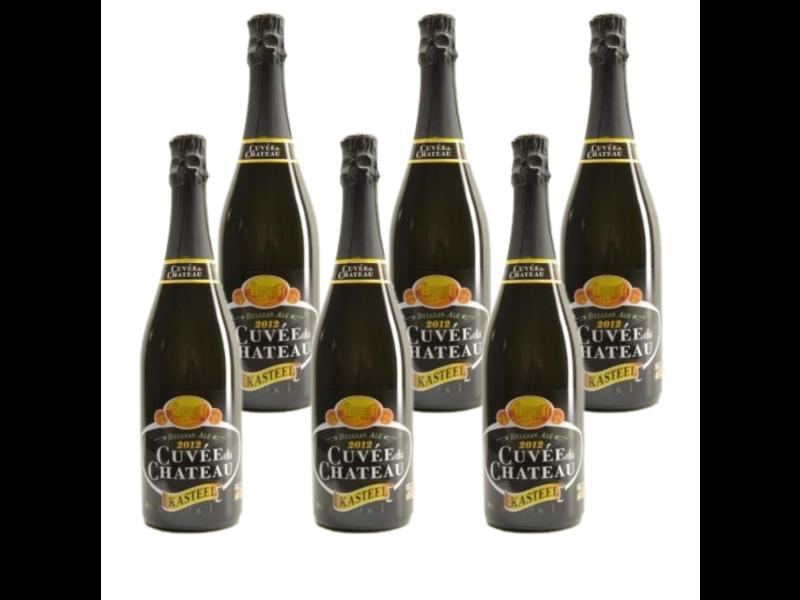 WB / CLIP 06 Cuvee du Chateau - 75cl - Set of 6 bottles