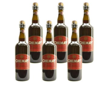 Chimay Rood Premiere - 75cl - Set of 6 bottles