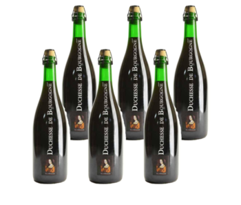 Duchesse de Bourgogne - 75cl - Set of 6 bottles
