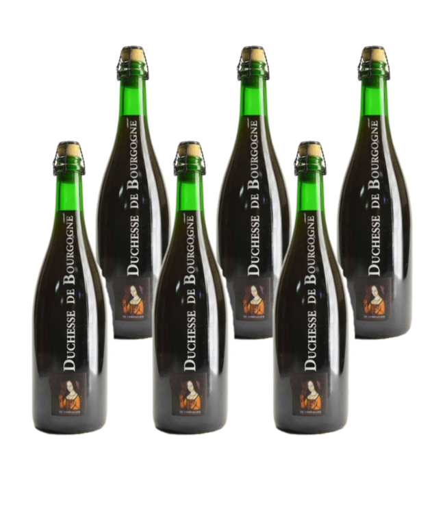 Duchesse de Bourgogne - 75cl - Set of 6 bottles