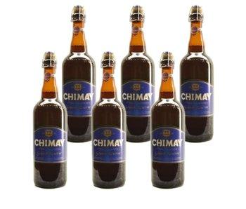 Chimay Blauw Grande Reserve - 75cl - Lot de 6
