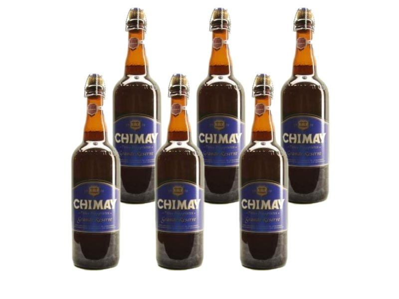 WB / CLIP 06 Chimay Blauw Grande Reserve - 75cl - 6 Stück