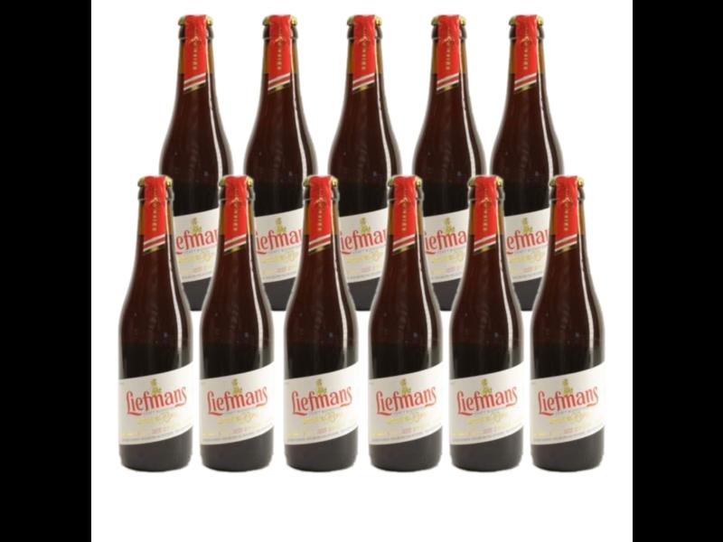 Liefmans Cuvee Brut - 33cl - Set of 11 bottles
