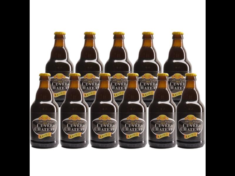 MAGAZIJN // Cuvee du Chateau (Kasteel) - 33cl - Set of 11 bottles