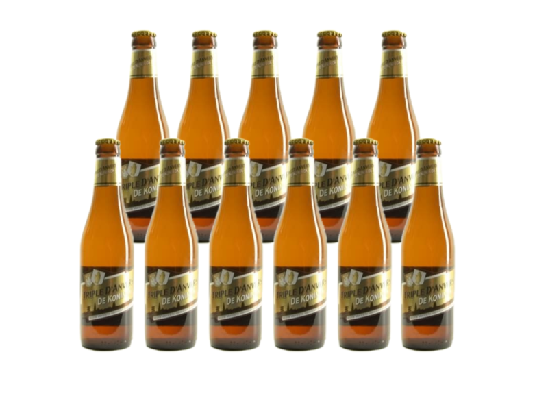 WA / CLIP 11 Triple d'Anvers - 33cl - Set of 11 bottles