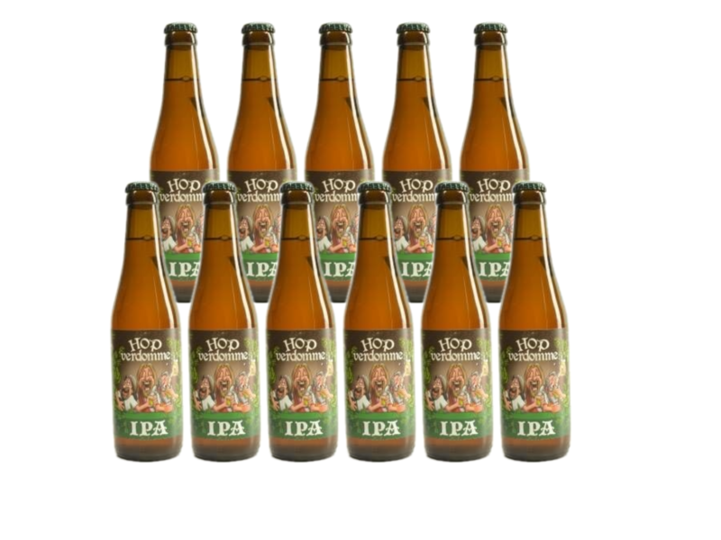 MA / CLIP 11 Hopverdomme IPA - 33cl - Set of 11 bottles