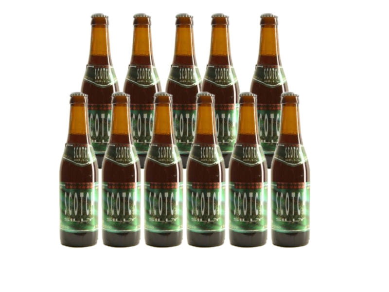 WA / CLIP 11 Scotch Silly - 33cl - Set of 11 bottles