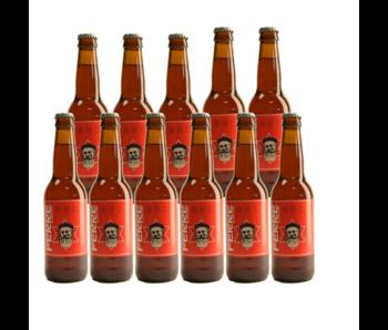 Ferre Quadrupel - 33cl - Set of 11 bottles