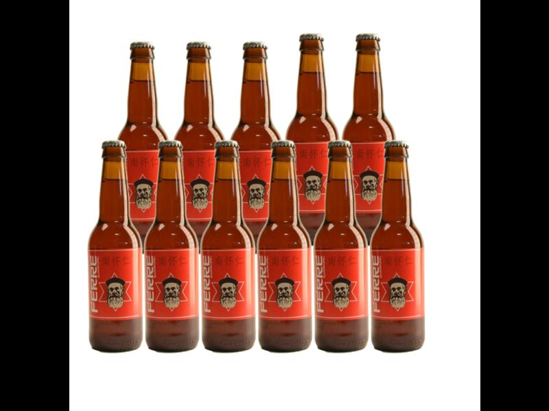 WA / CLIP 11 Ferre Quadrupel - 33cl - Set of 11 bottles