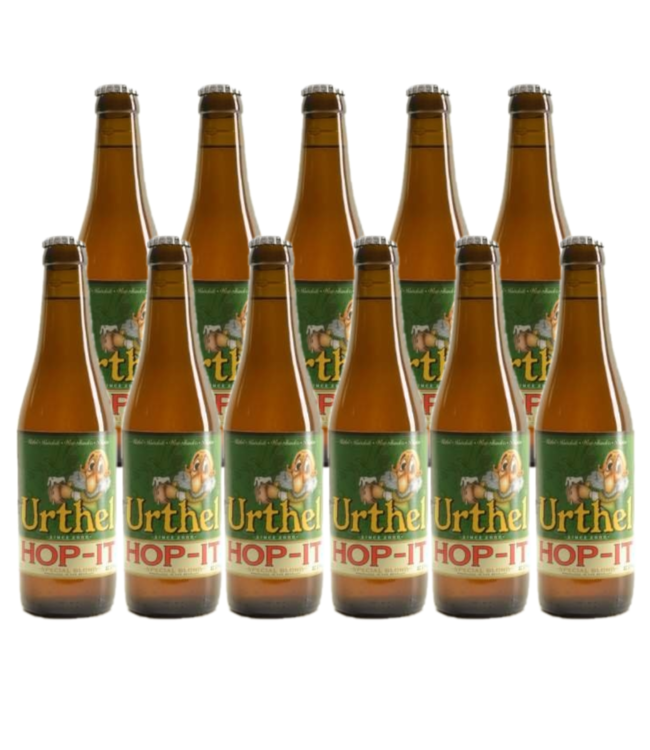 Urthel Hop It - 33cl - 11 Stück