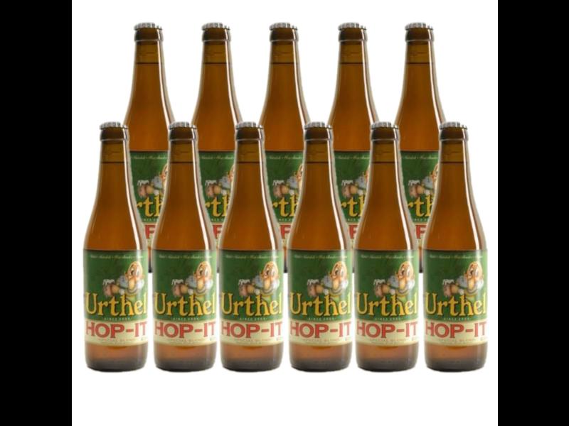 11set // Urthel Hop It - 33cl - Set van 11 stuks