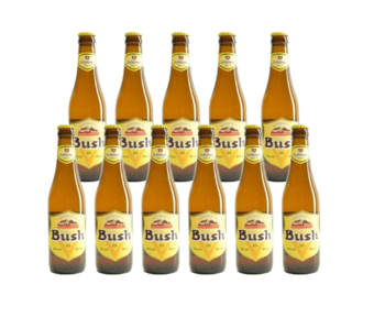Bush Blond - 33cl - Set van 11 stuks