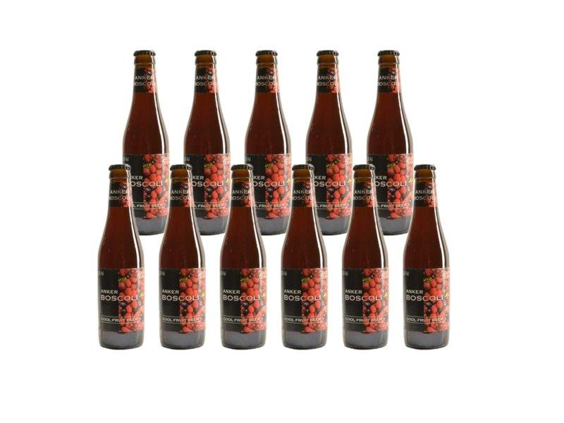 Anker Boscoli - 33cl - Set of 11 bottles
