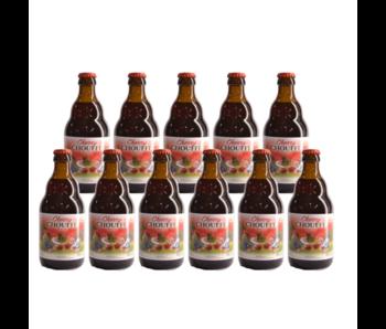 Cherry Chouffe - 33cl - Set of 11 bottles