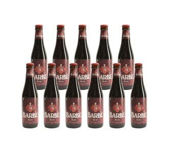Barbe Ruby - 33cl - Set of 11 bottles