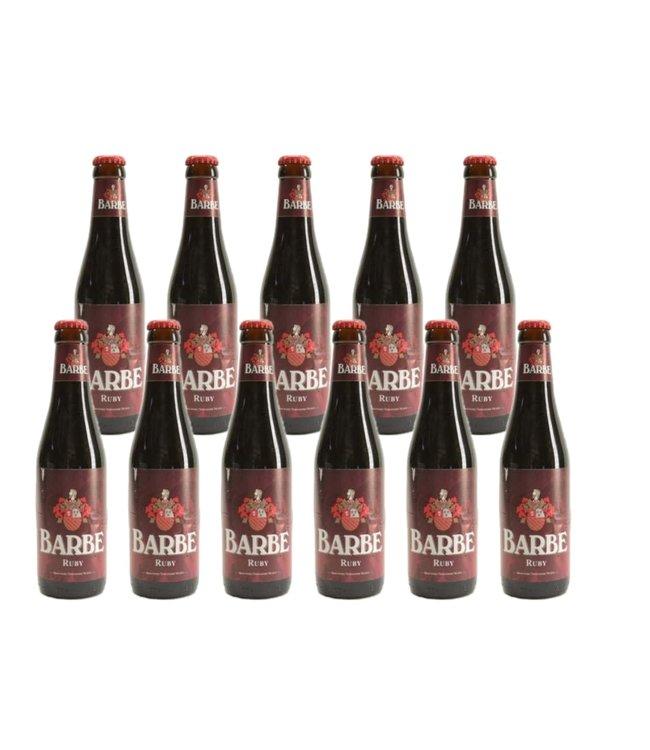 Barbe Ruby - 33cl - Set of 11 bottles