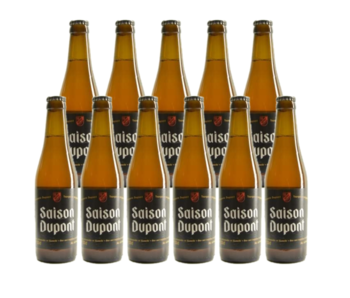 Saison Dupont - 33cl - 11 Stück