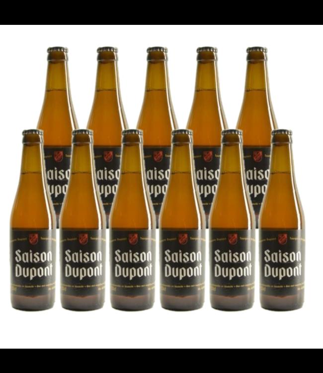 Saison Dupont - 33cl - Set van 11 stuks