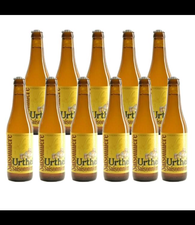 Urthel Saisonniere - 33cl - Set van 11 stuks