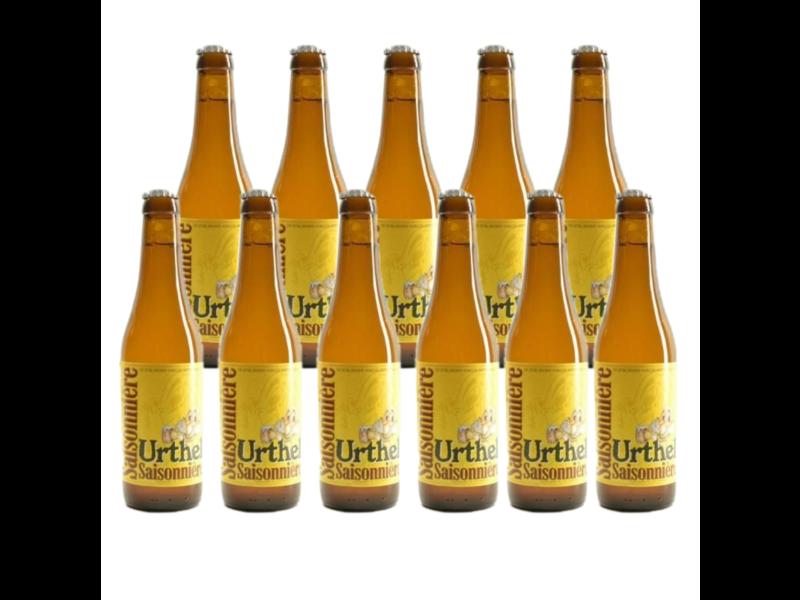 11set // Urthel Saisonniere - 33cl - Set van 11 stuks