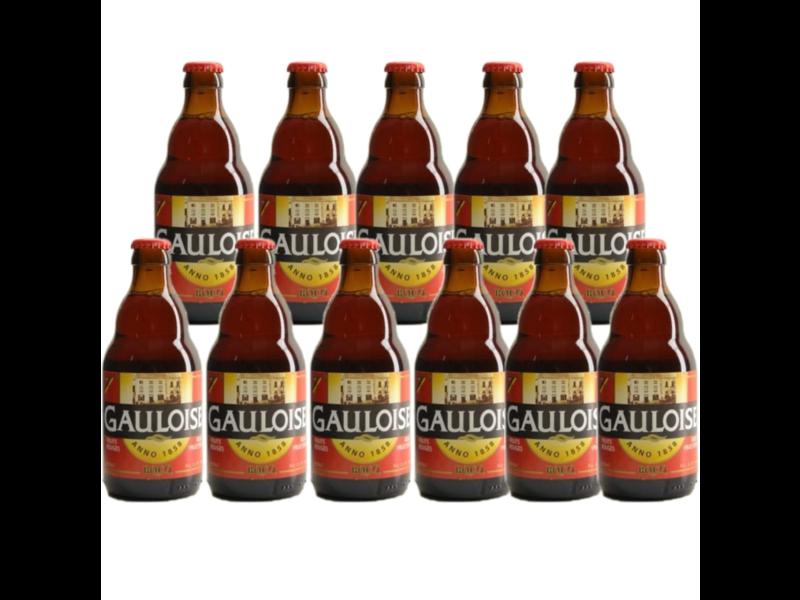 La Gauloise Rode Vruchten - 33cl - Set of 11 bottles